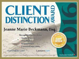 Client Award 16.